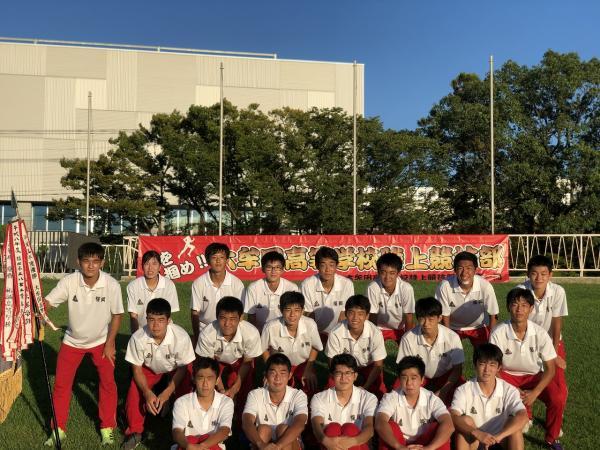 陸上競技部 福岡県新人陸上競技大会
